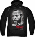 Rocky III pull-over hoodie Dead Meat adult black