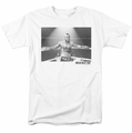 Rocky III t-shirt Clubber Square mens white