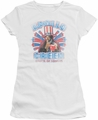 Rocky juniors t-shirt Apollo Creed white