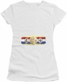 Rocky juniors t-shirt Championship Belt Front white