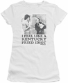 Rocky juniors t-shirt Fried Idiot white