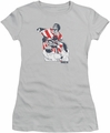 Rocky juniors t-shirt Graphic Flag silver