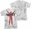 Rocky mens full sublimation t-shirt News Press