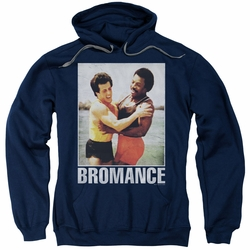 Rocky pull-over hoodie Bromance adult navy