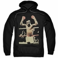 Rocky pull-over hoodie Clubber adult black
