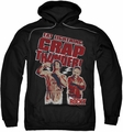Rocky pull-over hoodie Eat Lightning adult black