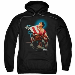 Rocky pull-over hoodie Victory adult black