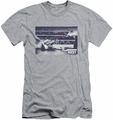 Rocky slim-fit t-shirt American Will mens athletic heather