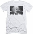 Rocky slim-fit t-shirt Clubber Square mens white