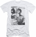 Rocky slim-fit t-shirt Square mens white
