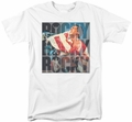 Rocky t-shirt Chant mens white