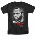 Rocky t-shirt Dead Meat mens black