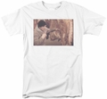 Rocky t-shirt Meat Locker mens white