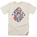 Rocky t-shirt Rocky Sign mens cream