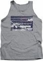 Rocky tank top American Will mens athletic heather