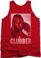 Rocky tank top Clubber Lang mens red