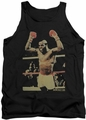 Rocky tank top Clubber mens black