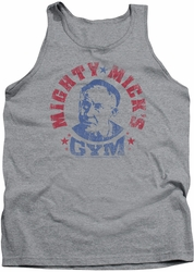 Rocky tank top Mighty Mick's mens heather