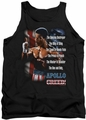 Rocky tank top Rocky III mens black