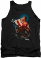 Rocky tank top Victory mens black