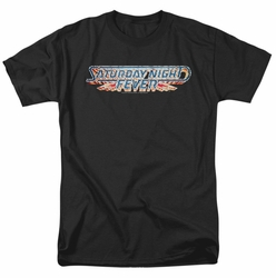 Saturday Night Fever t-shirt Logo mens black