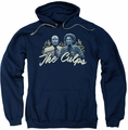Saturday Night Live SNL pull-over hoodie The Culps adult navy
