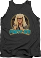 Saturday Night Live tank top Party On Garth mens charcoal