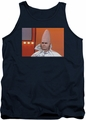 Saturday Night Live tank top The Coneheads mens navy