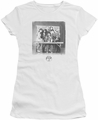 Saved By The Bell juniors t-shirt Class Photo white