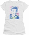 Saved By The Bell juniors t-shirt Preppy white