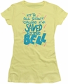 Saved By The Bell juniors t-shirt Saved banana