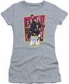 Saved By The Bell juniors t-shirt Saved Cast heather