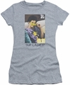 Saved By The Bell juniors t-shirt Sup Ladies athletic heather