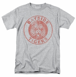 Saved By The Bell t-shirt Bayside Tigers mens heather