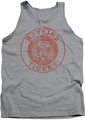 Saved By The Bell tank top Tigers mens heather