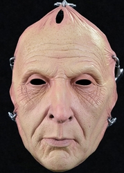 SAW Jigsaw Pulled Flesh Halloween adult mask
