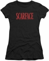 Scarface juniors t-shirt Logo black