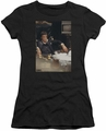 Scarface juniors t-shirt Sit Back black