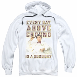Scarface pull-over hoodie Above Ground adult white