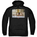 Scarface pull-over hoodie Bathtub adult black