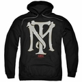 Scarface pull-over hoodie Tm Bling adult black