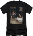Scarface slim-fit t-shirt Sit Back mens black