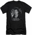 Scarface slim-fit t-shirt Smokey Scar mens black