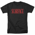 Scarface t-shirt Logo mens black