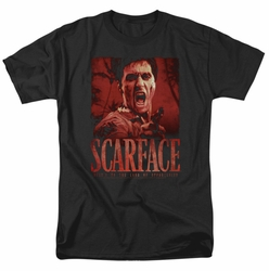 Scarface t-shirt Opportunity mens Black