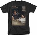 Scarface t-shirt Sit Back mens black