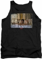 Scarface tank top Bathtub mens black