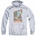 Scorpion pull-over hoodie Proton Arnold Poster adult athletic heather