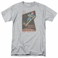 Scorpion t-shirt Proton Arnold Poster mens athletic heather