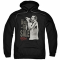 Scott Weiland pull-over hoodie Not Dead adult black